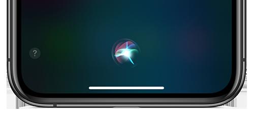 Siri activeren op iPhone of iPad