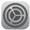 Pictogram app Instellingen