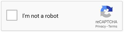 Aanvinken Ik ben geen robot