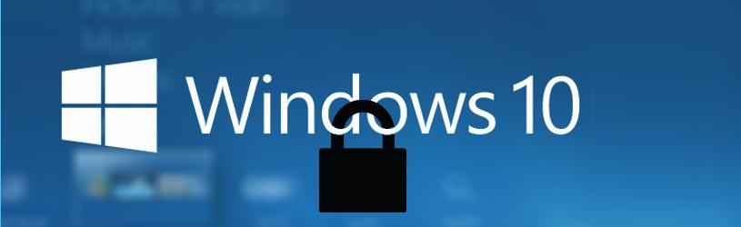 Windows 10 - beveiliging controleren