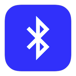 bluetooth-symbool