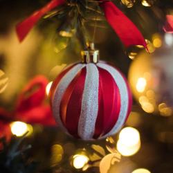 bureaubladachtergrond-voor-kerst-