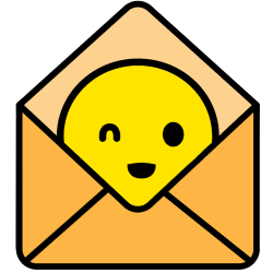 emojis in mail x250