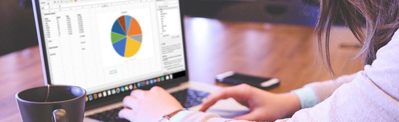 Administratie bijhouden met Excel 2016