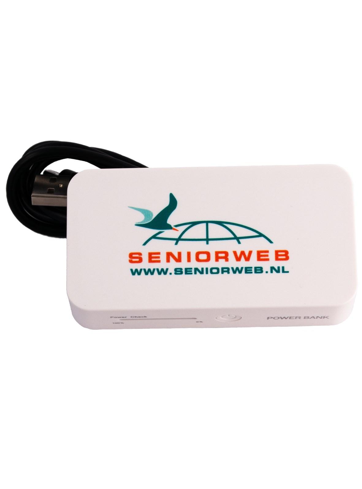 SeniorWeb Powerbank