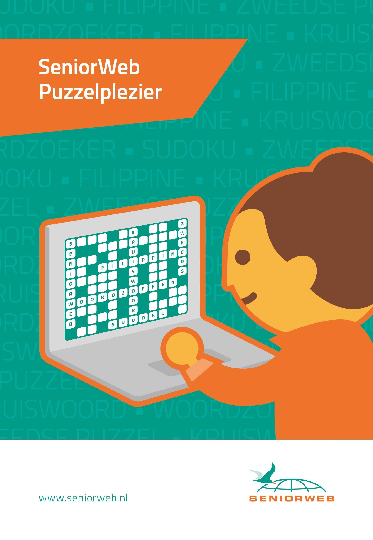 SeniorWeb Puzzelboekje