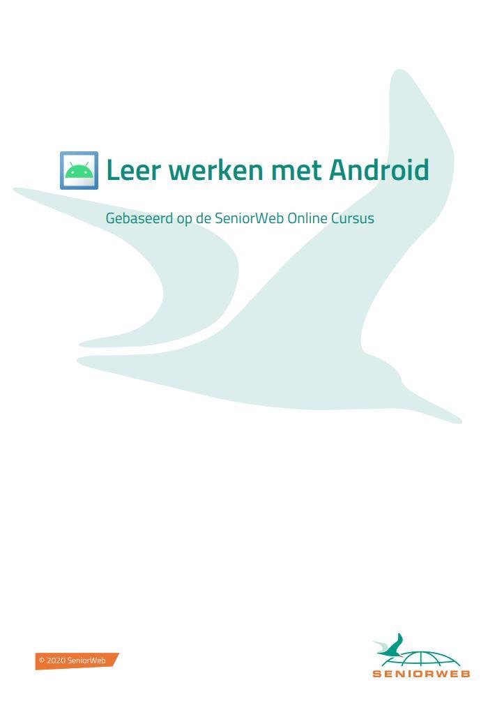 Cursus - Leer werken met Android