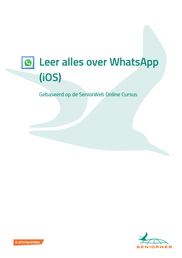 Cursus - Leer alles over WhatsApp (iOS)
