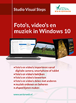 Fotos videos en muziek in Windows 10