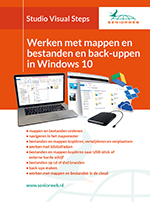 Werken met mappen en bestanden en back-uppen in Windows 10